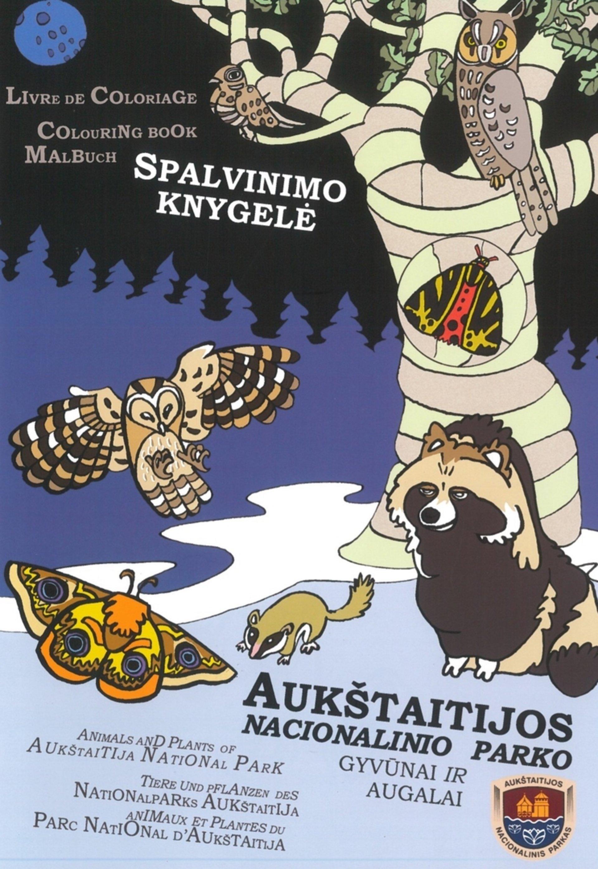 Aukštaitijos nacionalinio parko gyvūnai ir augalai
