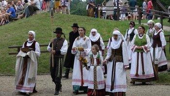"""Medkopio pabaigos šventė """"Ulioja bitela"""""""