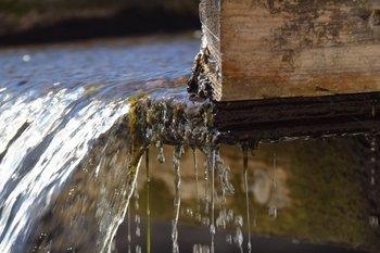 Išgirsk vandens malūnus
