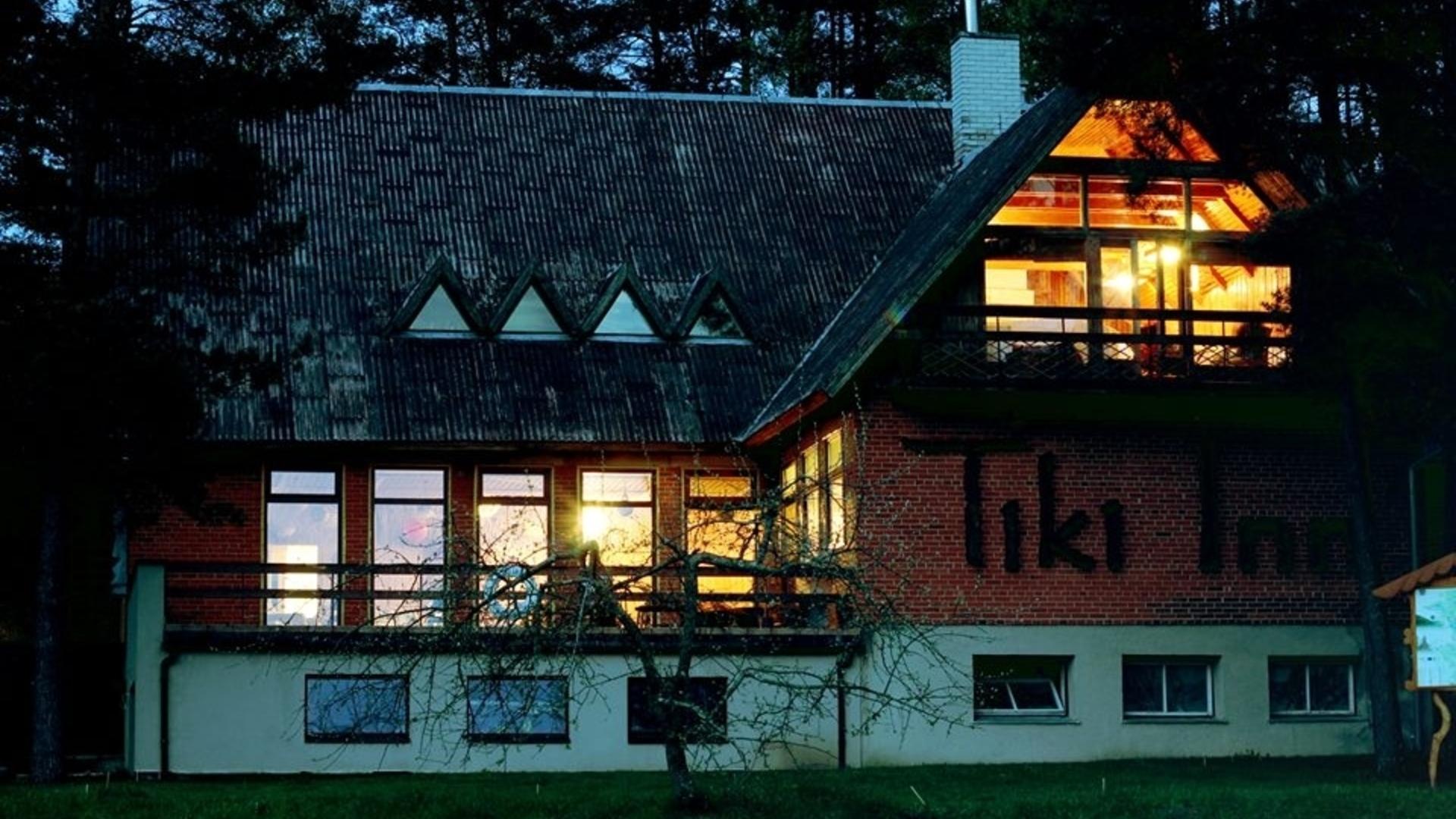 Дом отдыха «Tiki Inn»