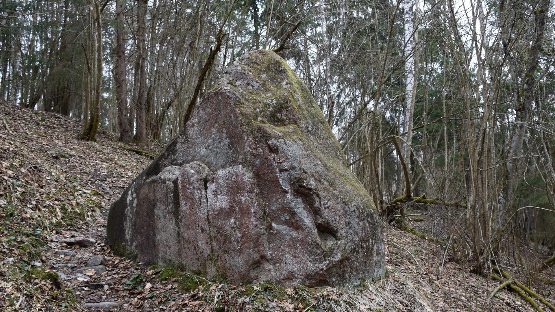 Камень Мокас