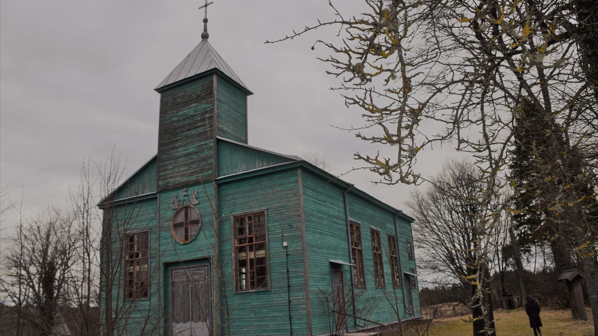 Daunorių švč. Jėzaus Širdies parapijos bažnyčia