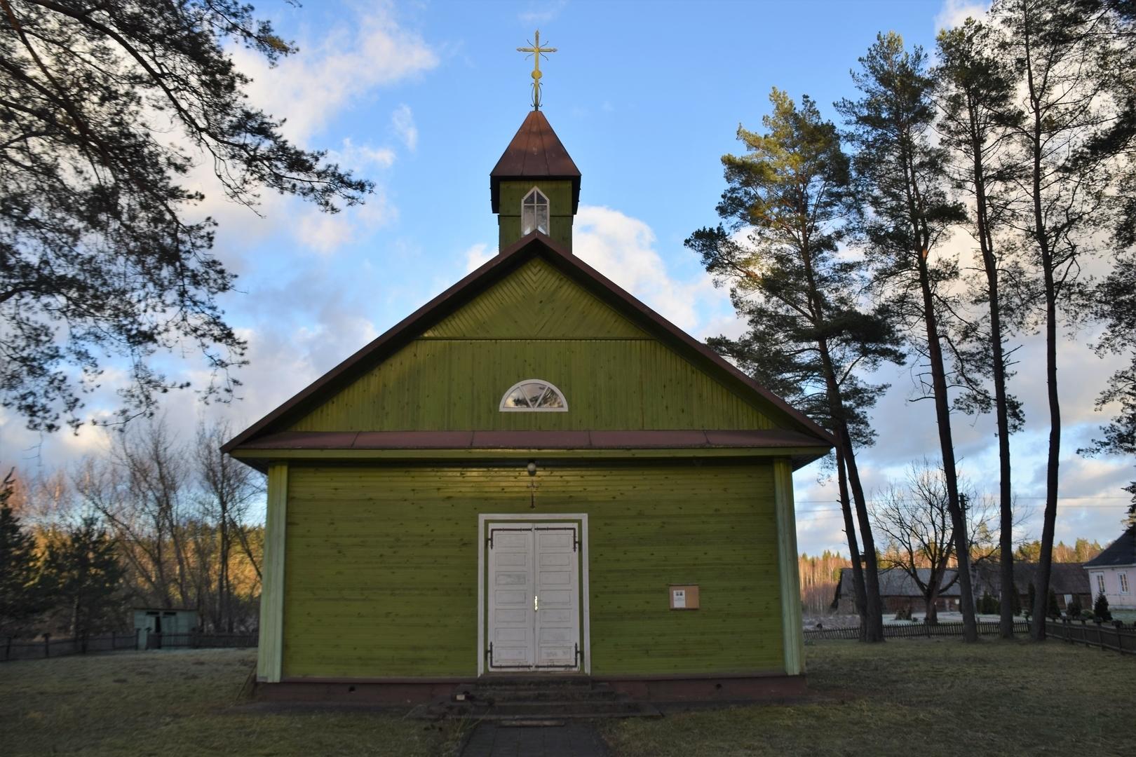 Januliškio Šv. Tado Judo ir Simono koplyčia