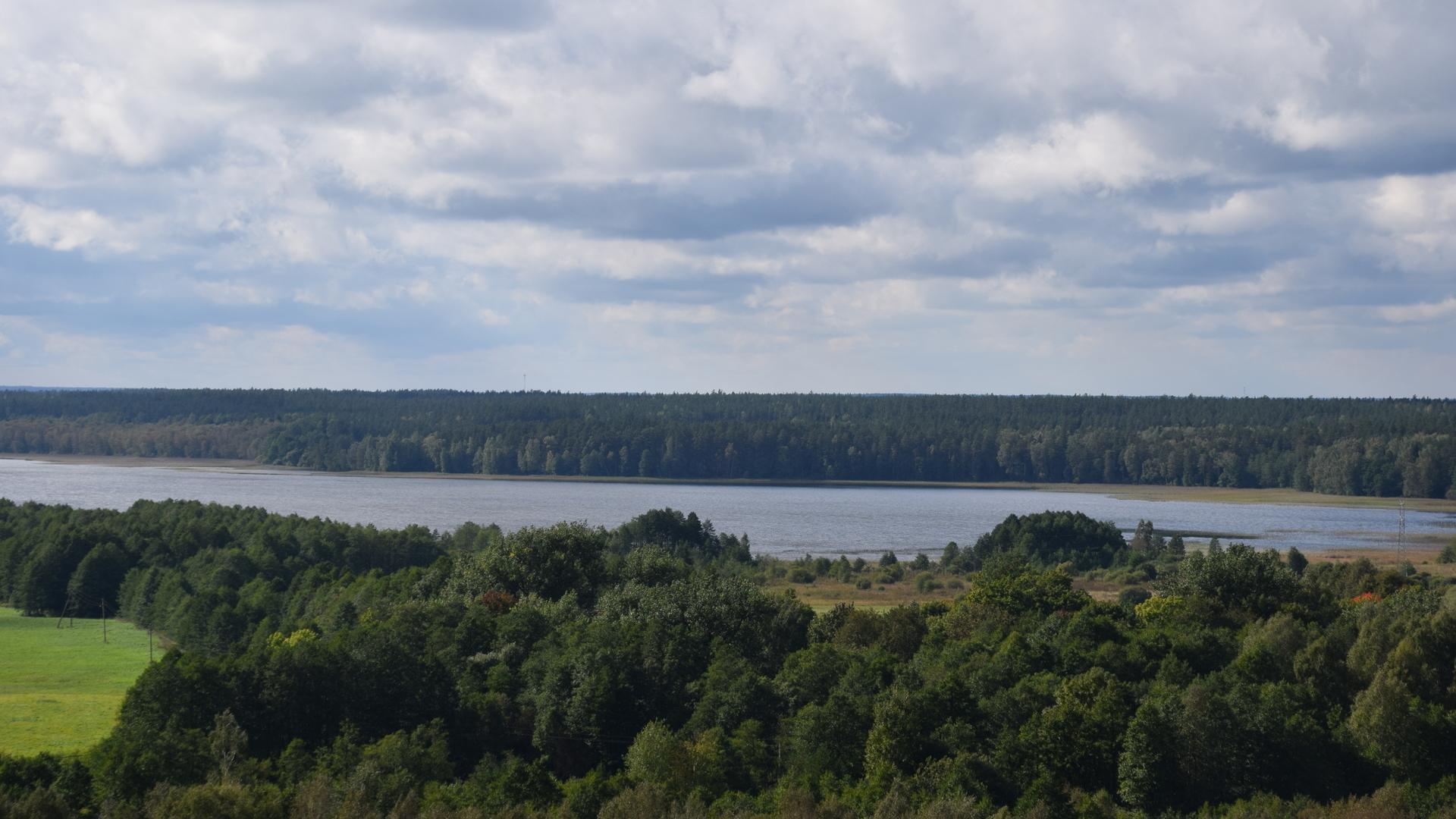 Гора Лигумай