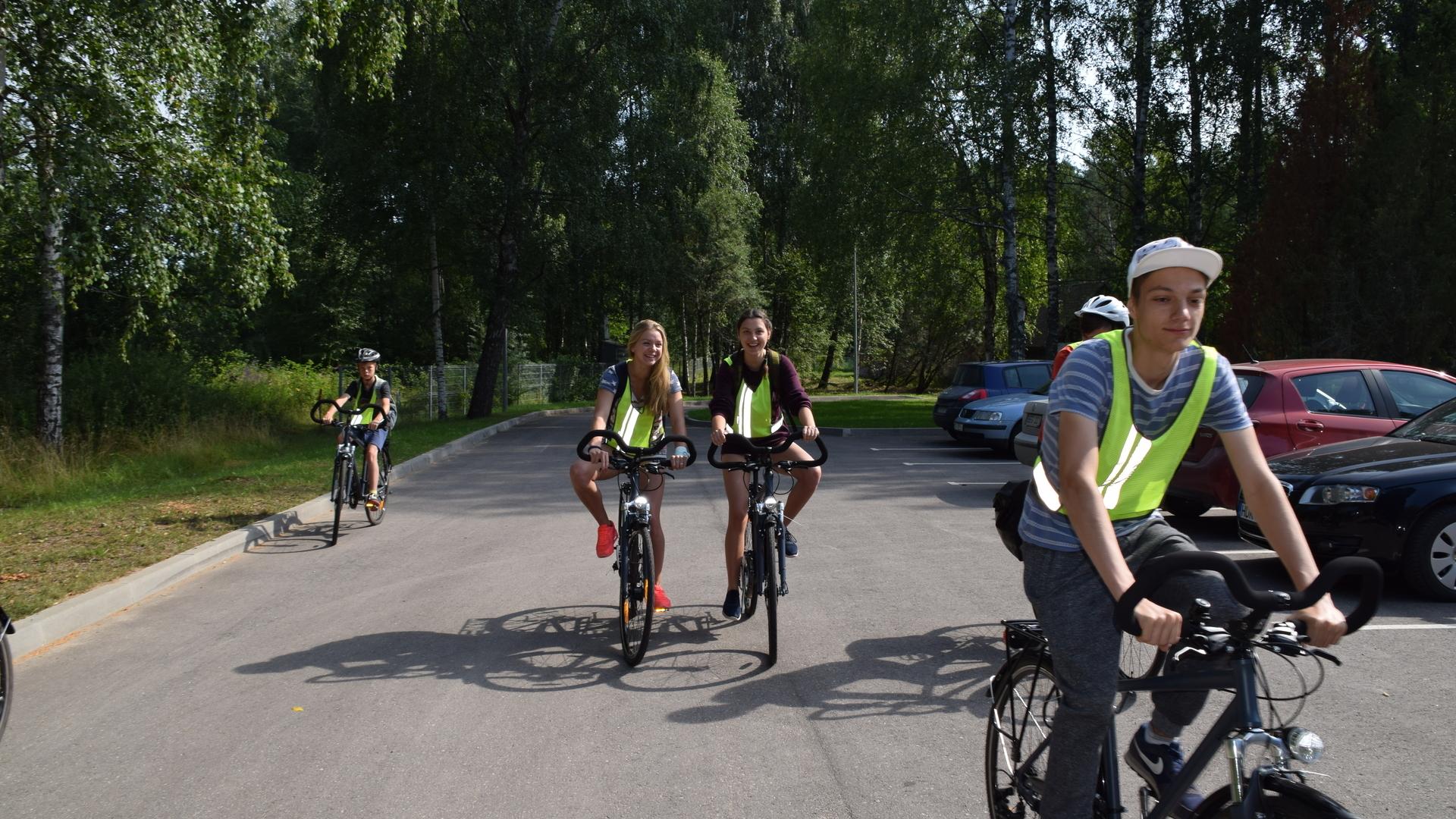 D4 велосипедный маршрут