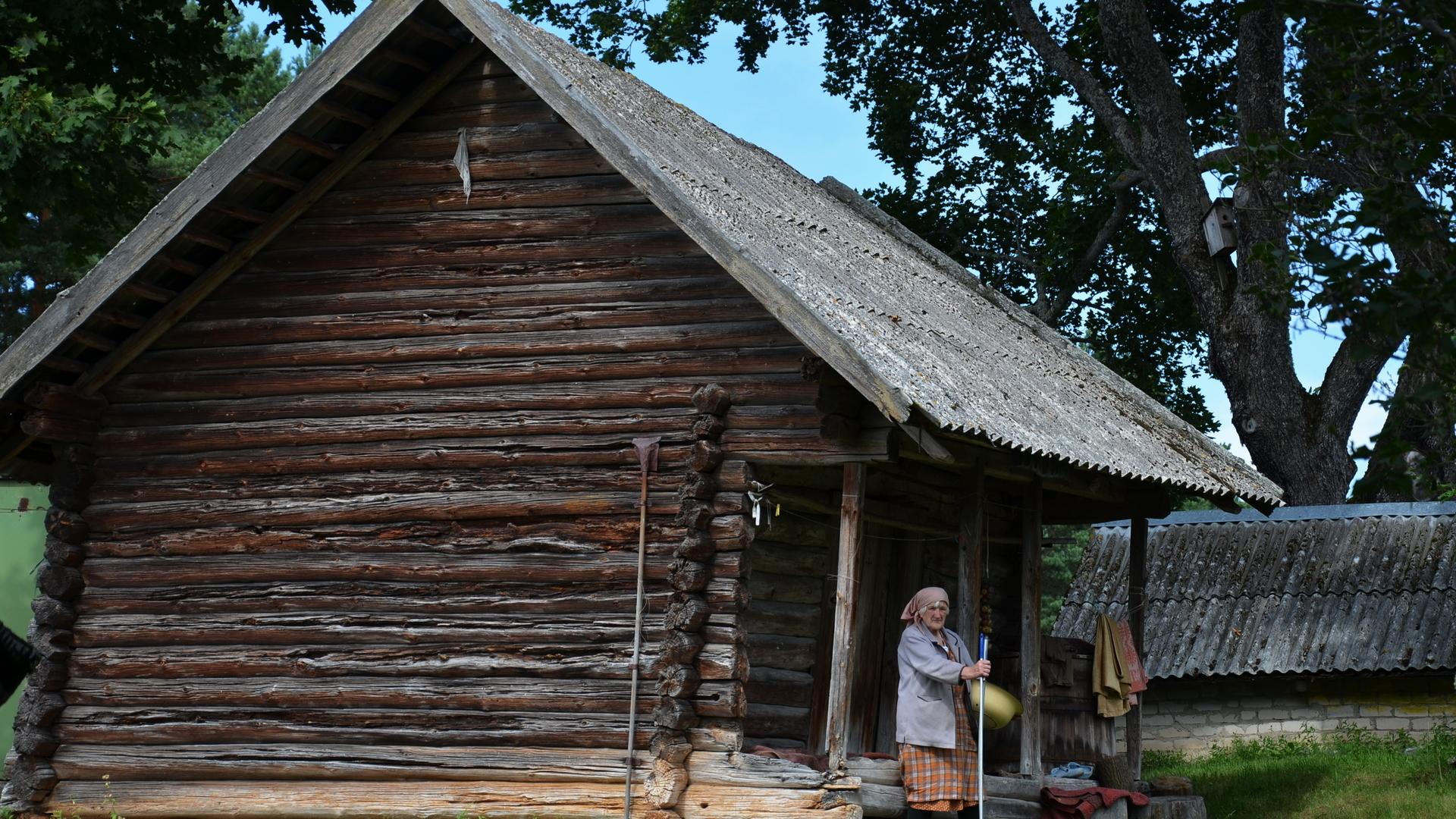 Etnografiniai kaimai: Šuminai