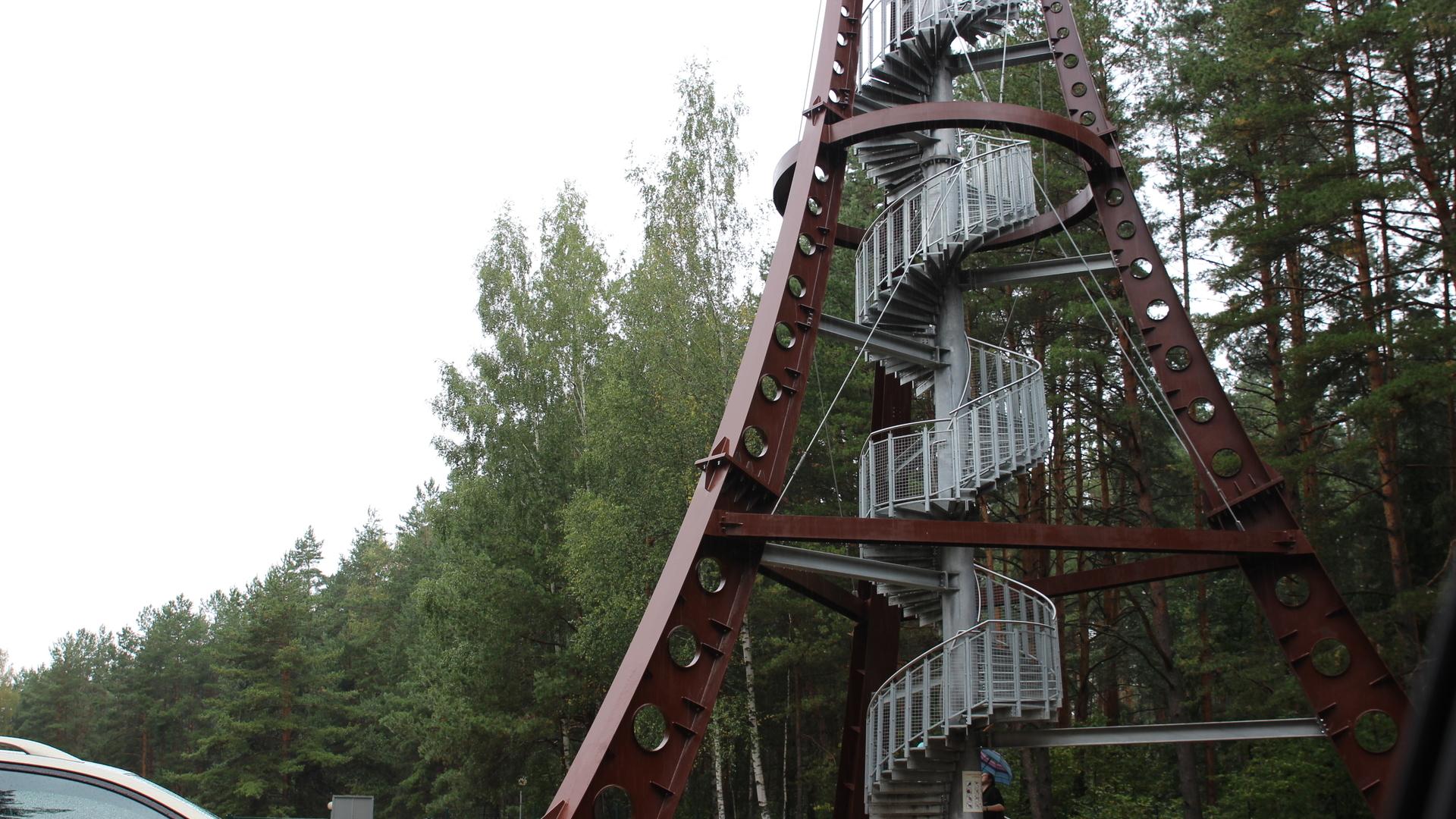Labanoras reģionālā parka tornis