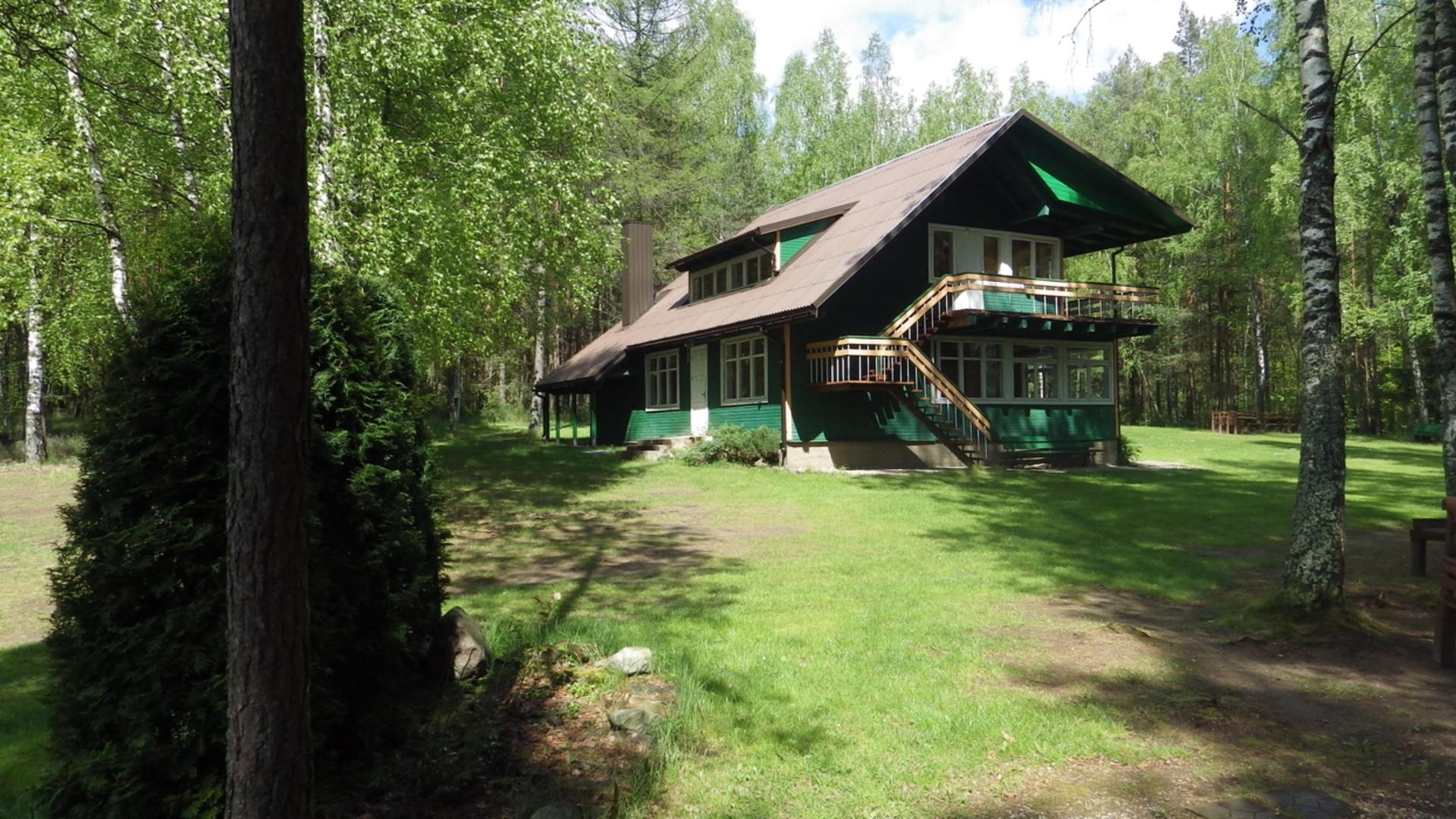 Petras Laurinavičius lauku māja