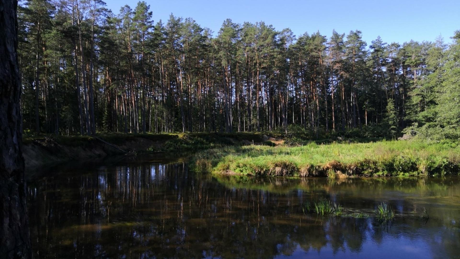 Lakajos vandens turizmo trasa