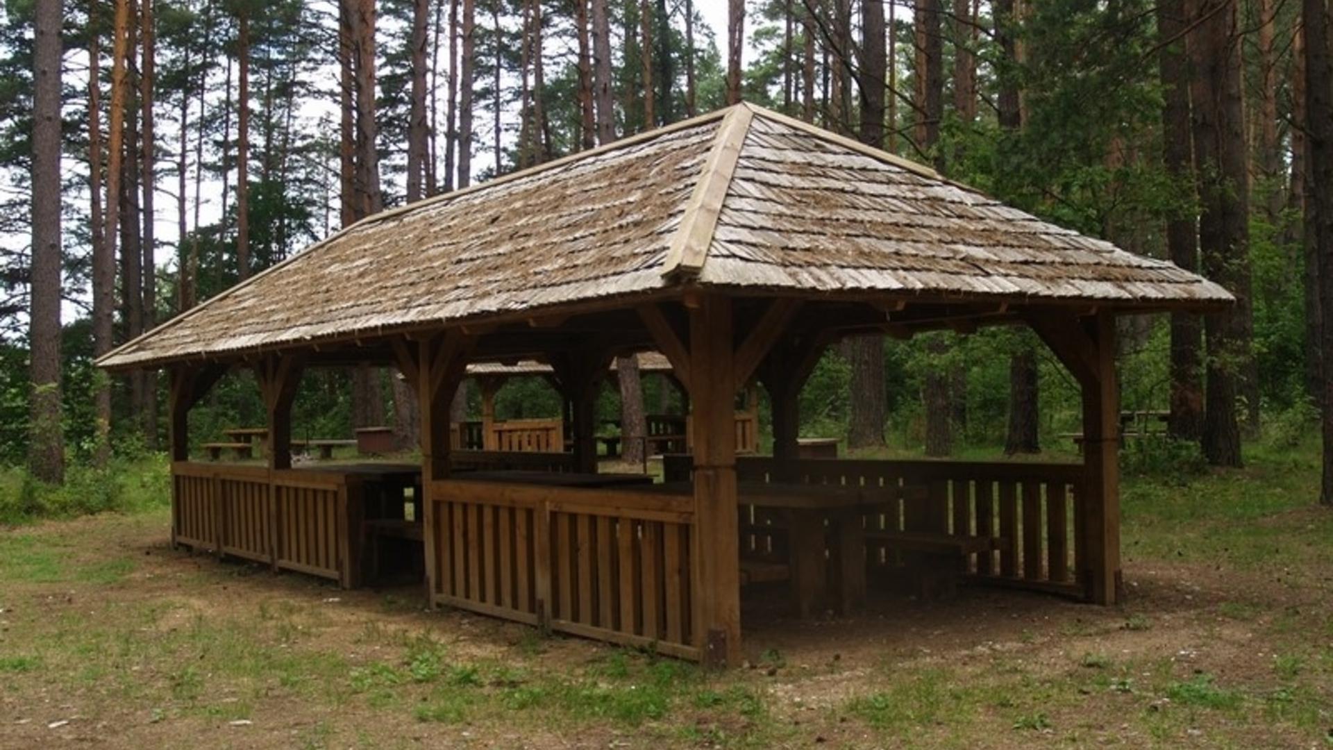 Šakarva Campingplatz