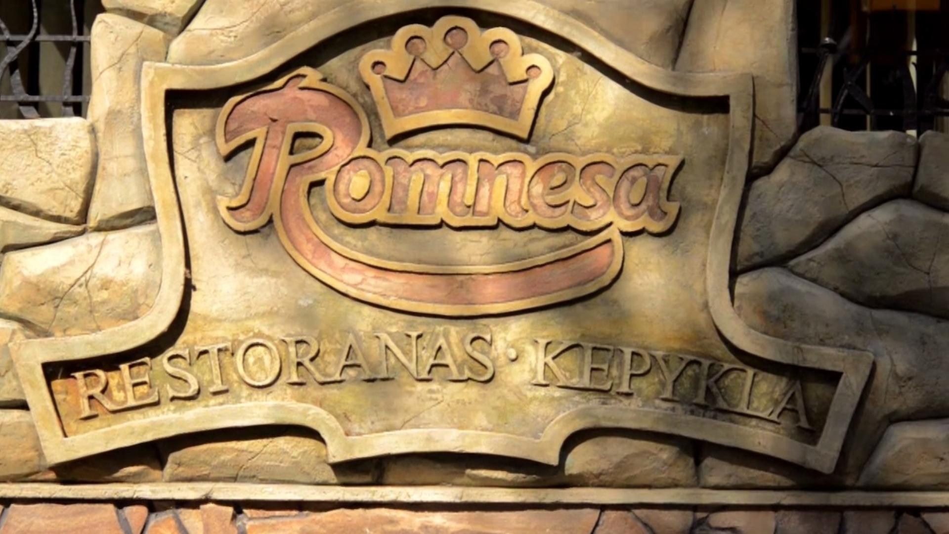 """Restoranas-kepykla """"Romnesa"""""""