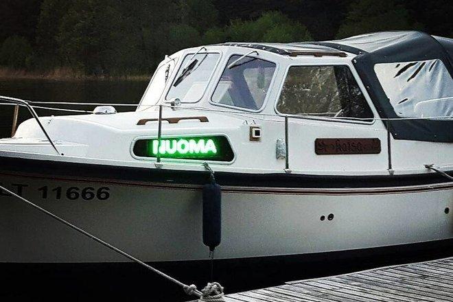 """Kajsa"" brauciens ar motorlaivu"
