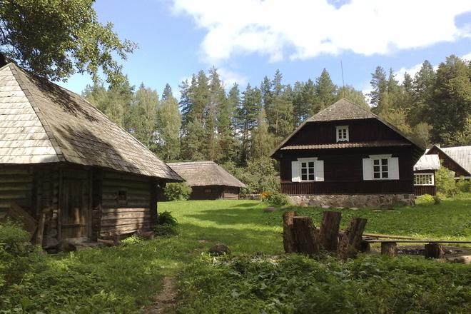 Etnografiniai kaimai: Vaišnoriškė