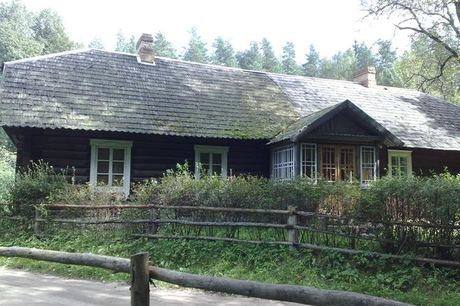 Etnogrāfiskās ciemati: Vaišnoriškė