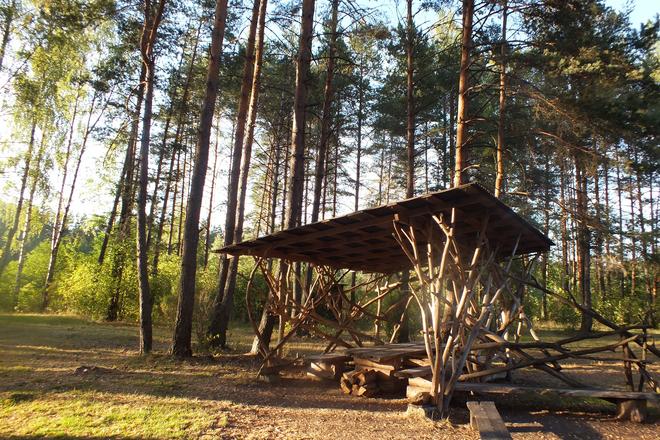 """""""Kuklių II"""" stovyklavietė"""