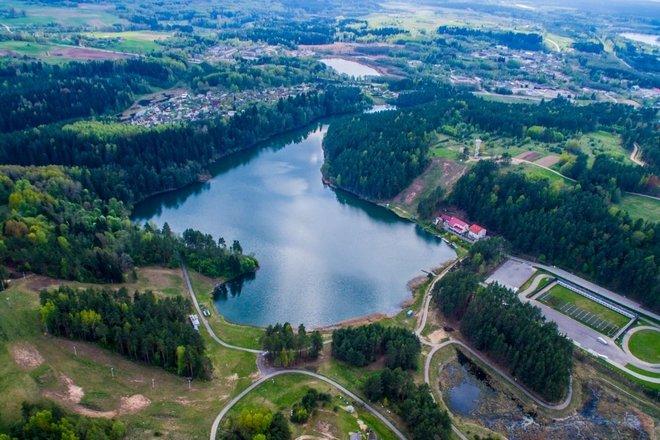 Центр зимних видов спорта Литвы