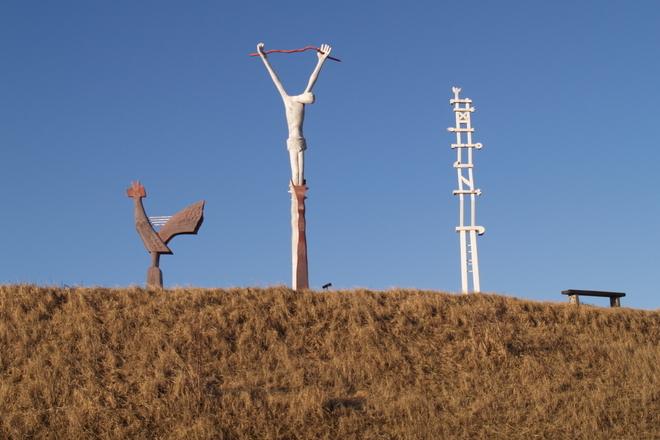 Antalksnės skulptūrų ansamblis