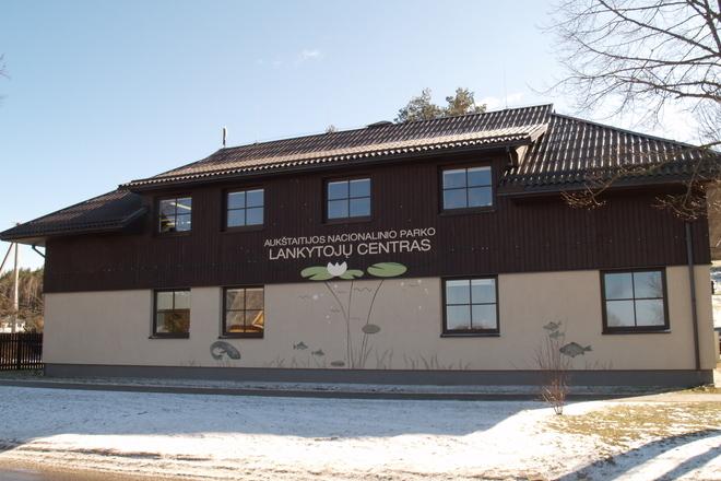 Lankytojų centro ekspozicija Palūšėje