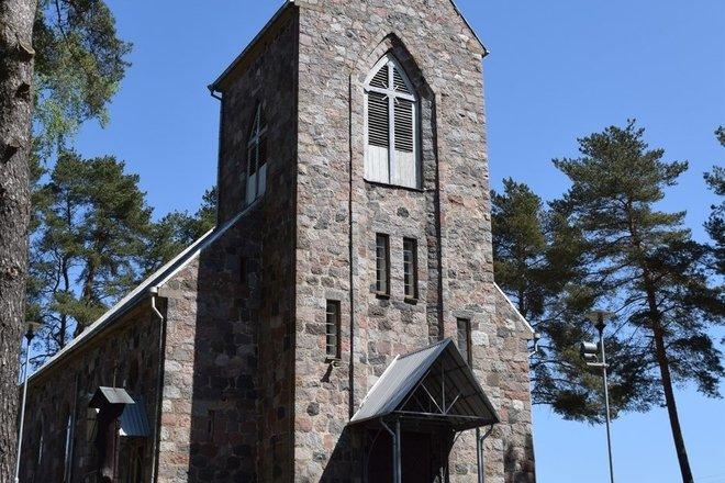 Stirnių Šv. Jono Krikštytojo Nukankinimo bažnyčia