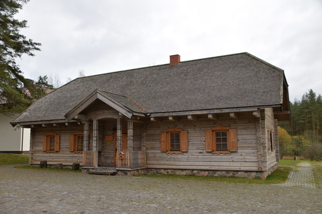 Mindūnai Fishing and Hunting Museum