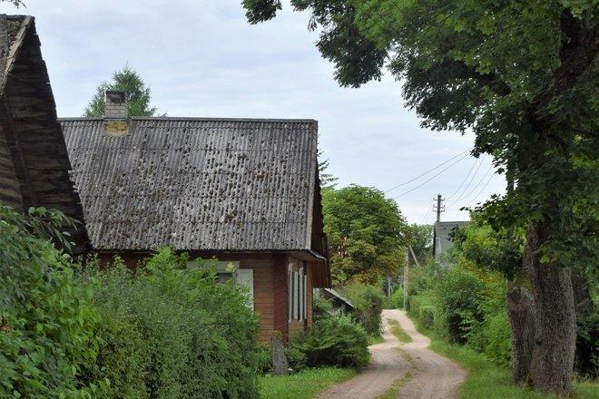 Ethnographische Dörfer: Kretuonys