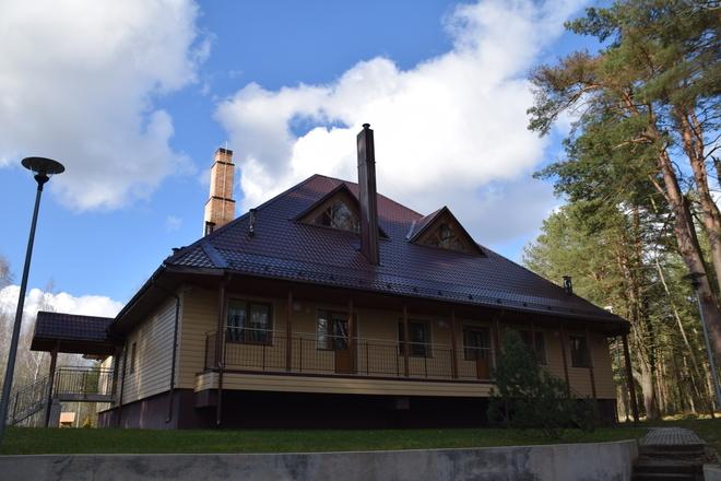 Aukštaitijos nacionalinio parko gamtos mokykla