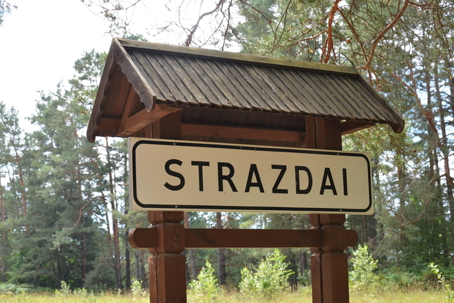 Ethnographic villages: Strazdai
