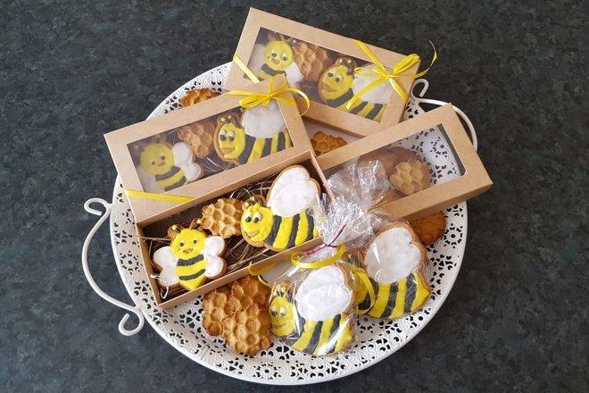 "Educational program ""In the bee yard smells like honey"""