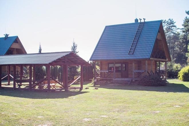 Kaziukas lauku mājā